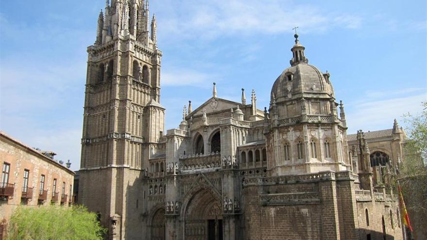 La catedral de Toledo forma parte importante de la obra de Blasco Ibáñez