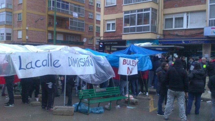"""IU exige la dimisión inmediata del alcalde de Burgos por su """"pésima"""" gestión en el conflicto"""