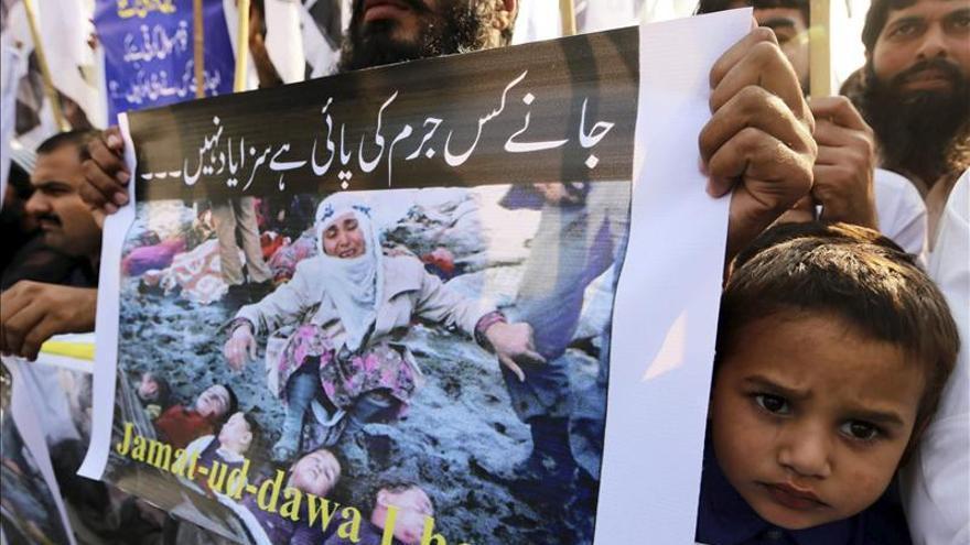 Cinco muertos tras un bombardeo de un avión no tripulado de EEUU en Pakistán