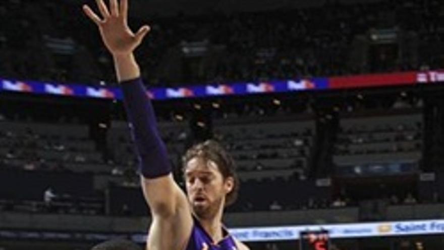 Mala noche para los españoles en la NBA