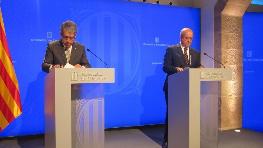 El Govern responde a Rajoy que el Comisionado para la Transición Nacional es constitucional