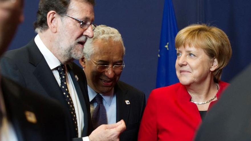 Merkel y Rajoy mantendrán un encuentro bilateral tras la cumbre con Obama