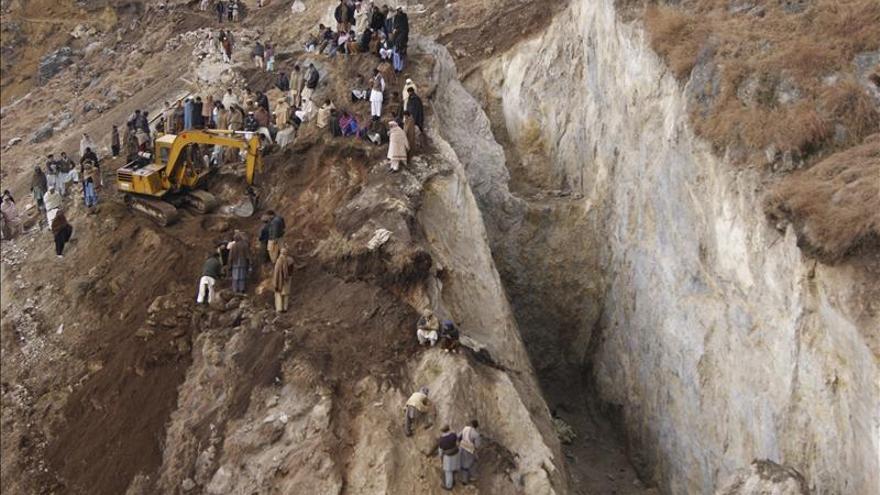 8 Mineros muertos por un escape de gas en una explotación del oeste de Pakistán