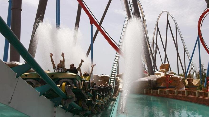 Port Aventura, elegido mejor parque temático de Europa, según Travel Bulletin
