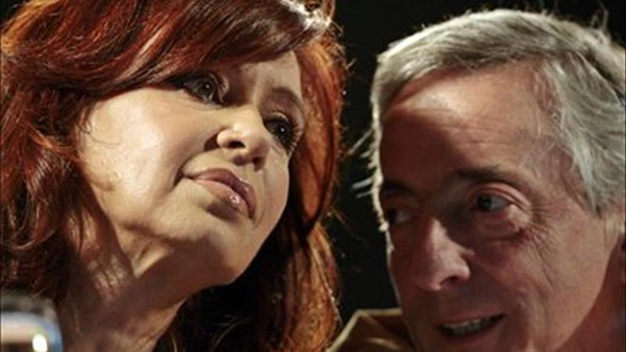 Cristina Fernández da su visto bueno a una cinta sobre Néstor Kirchner del uruguayo Caetano
