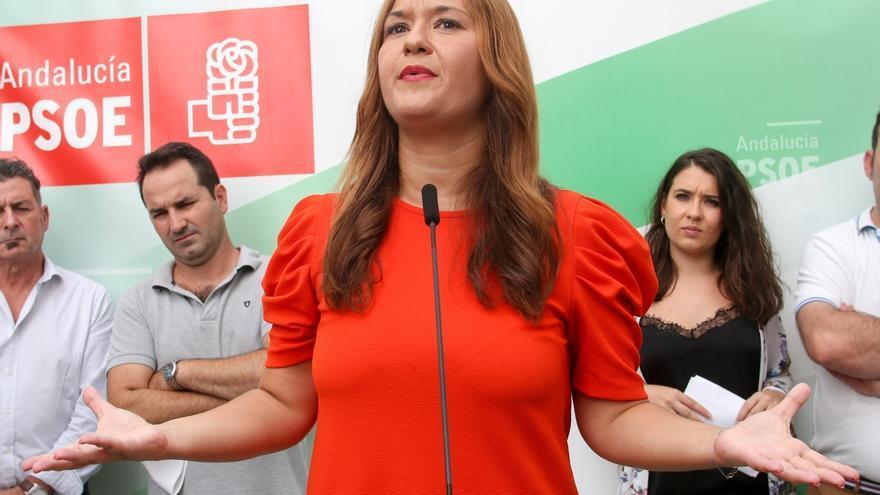 """Verónica Pérez esgrime la """"cohesión"""" y las """"victorias electorales"""" durante su etapa para asumir """"nuevos retos"""""""