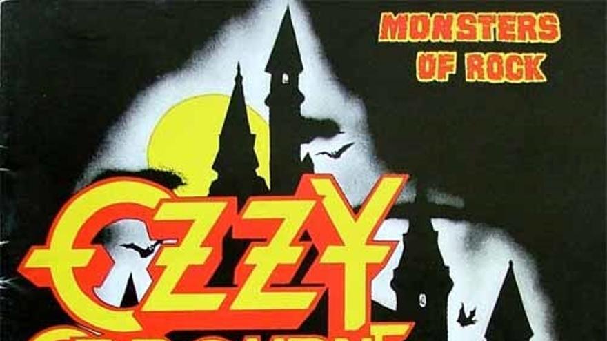 Festival Monsters of Rock de 1986