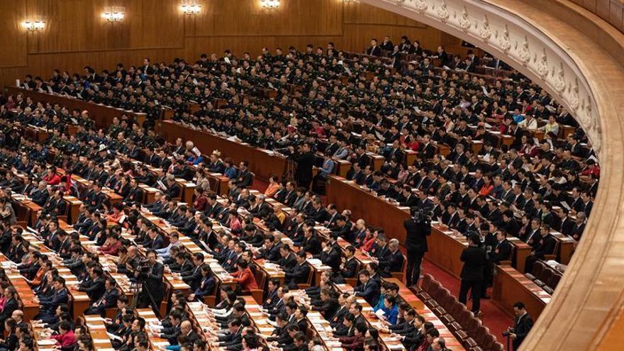 Parlamento chino pospondrá su sesión anual de marzo a causa del virus