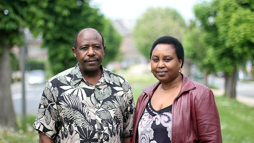 Rusesabagina huyó de Ruanda en 1996 tras haber criticado al Gobierno tutsi y recibir amenazas de muerte/ Fotografía: Jon Cuesta