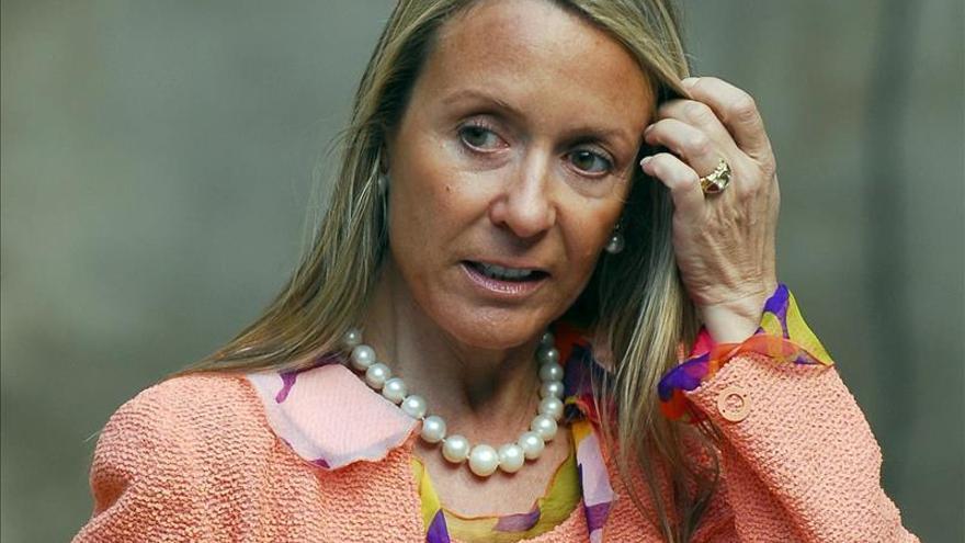 Marina Castaño afirma que se le ha juzgado sin oirle, sin pruebas e, incluso, sin juez