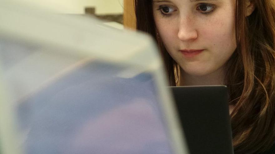 Esta joven estadounidense lleva una década trabajando en Wikipedia