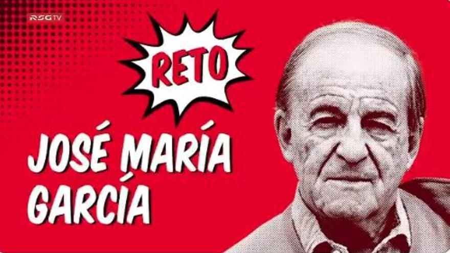 #RetoJoséMaríaGarcía