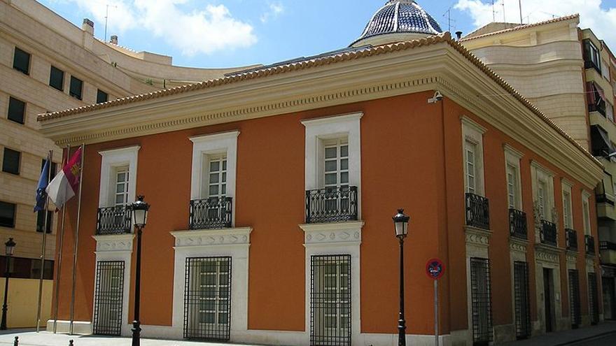 Casa Perona, antigua sede del Defensor del Pueblo de Castilla-La Mancha