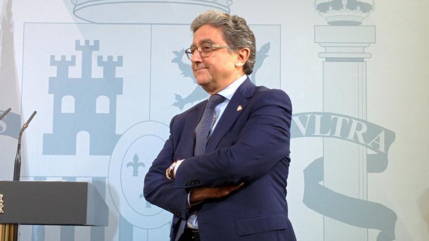 """Millo (PP): """"Me sorprende que Aznar, que fue el que más cedió ante el independentismo, intente dar lecciones a Rajoy"""""""