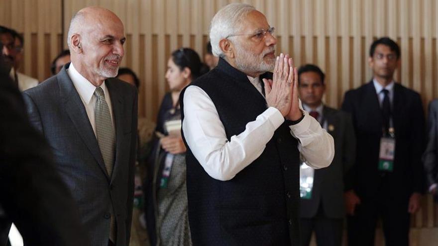 La India y Afganistán aúnan esfuerzos para exponer a Pakistán ante Asia