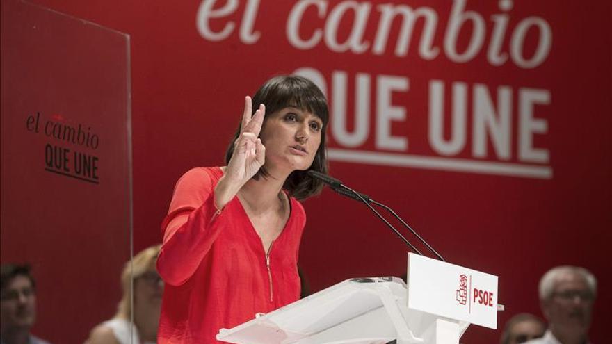 G.Veracruz (PSOE) incide en que votar no al PP está decidido ya en su partido