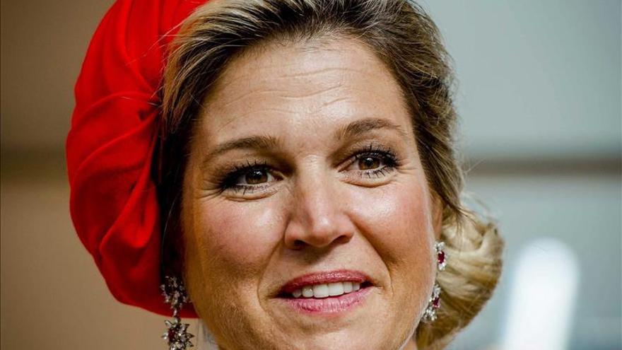 La reina Máxima de Holanda estuvo en Buenos Aires junto a su padre enfermo