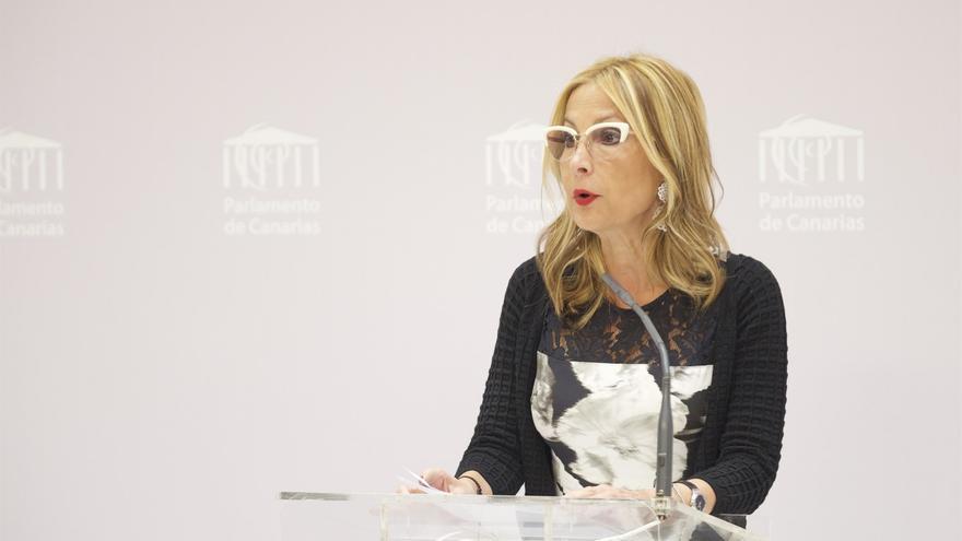 Australia Navarro, secretaria general del PP en Canarias