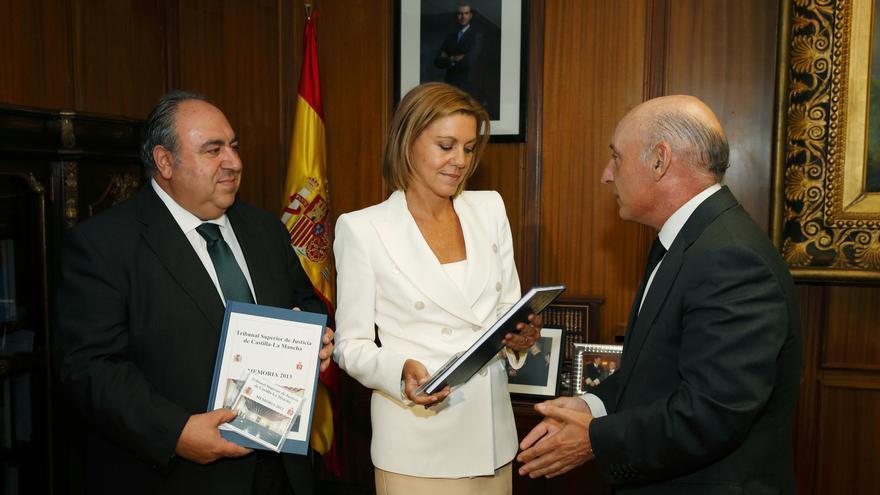 Vicente Tirado y Cospedal, en foto de archivo