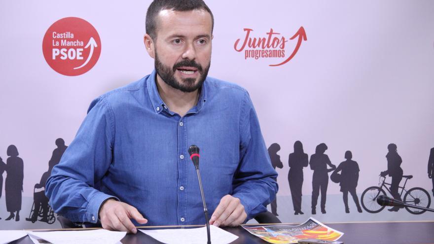 Juan Luis Escudero, diputado PSOE CLM