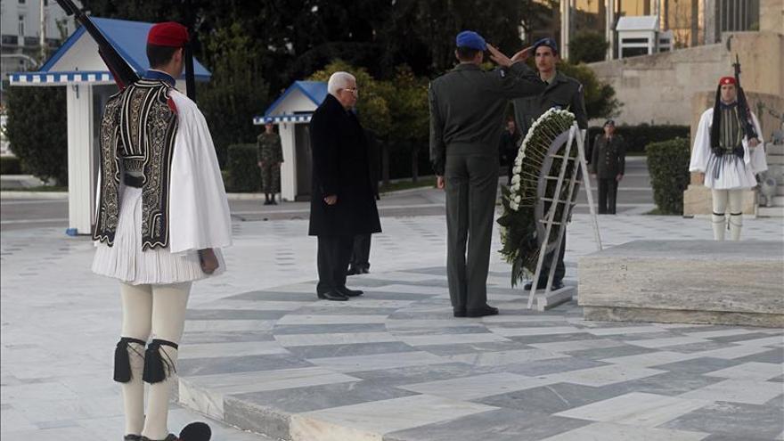 El Parlamento griego aprueba la resolución que pide al Gobierno reconocer Palestina