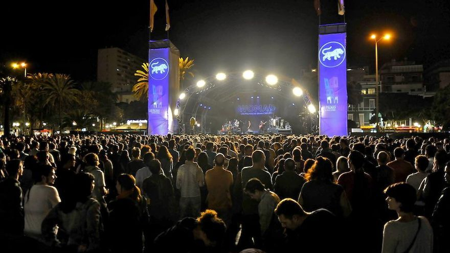 el Festival Womad vuelve a Las Palmas de Gran Canaria.