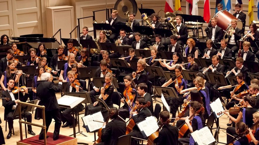 El Gobierno regional retoma el proyecto de la Joven Orquesta de Canarias