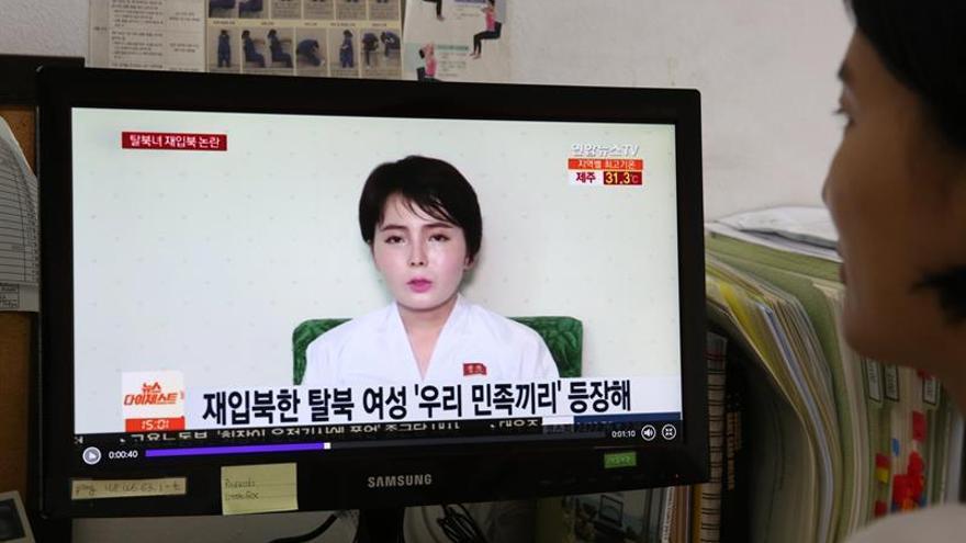 Una Popular desertora norcoreana retorna a su país en misteriosas circunstancias