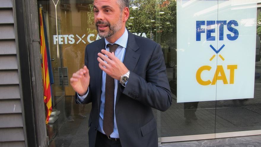 """Vila justifica los votos de CDC a la Mesa para tener """"una posición fuerte"""" en el Congreso"""