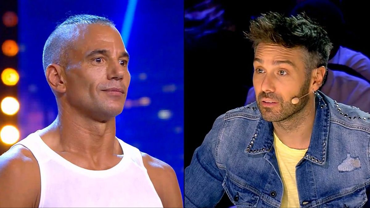 Gastón y Dani Martínez en 'Got Talent'