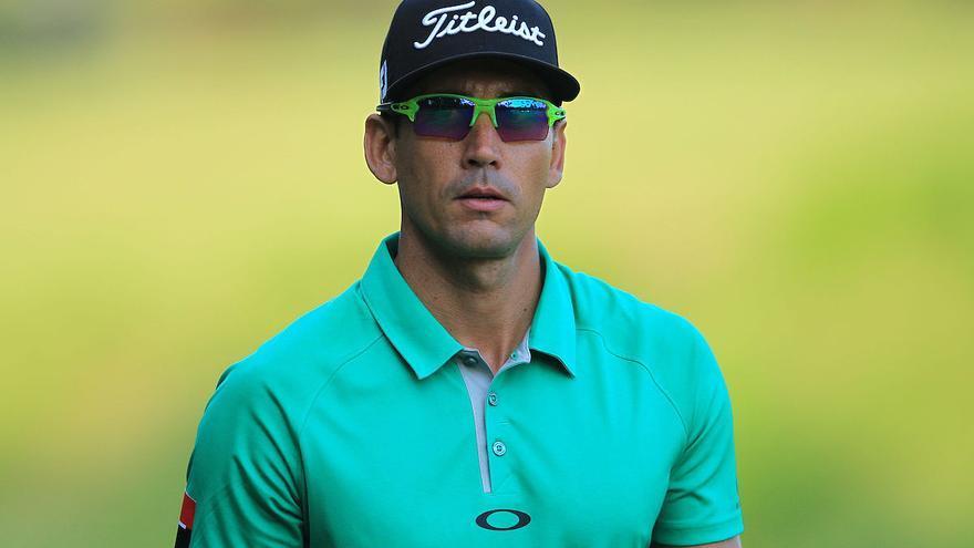 El golfista grancanario, con opciones de acudir a los JUegos de Tokio 2020