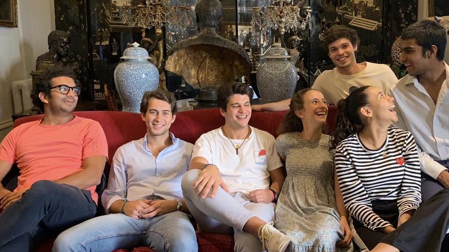 El equipo de FrankSmile en España