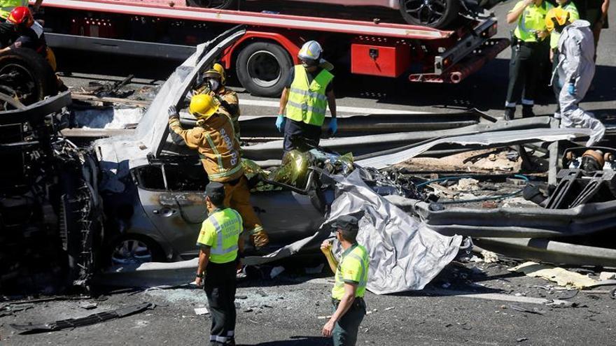 El PSOE pide explicaciones a Fernández Díaz por el  aumento de muertos en carreteras