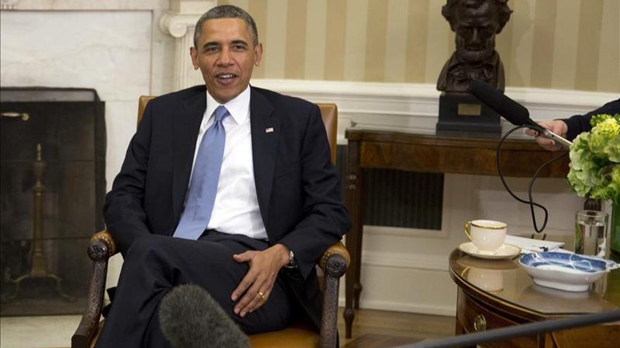 Obama anuncia que la conferencia sobre Siria será en Ginebra próximamente