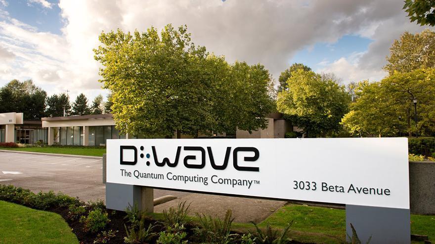 D-Wave tiene su sede en Burnaby, Canadá