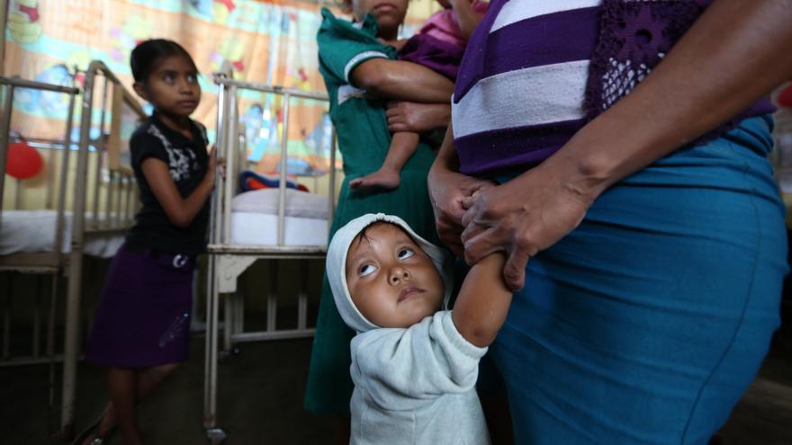 Más de 8 niñas sufren a diario de maternidad impuesta por abusos en Nicaragua