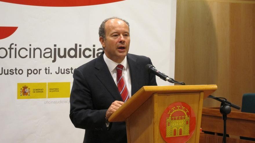 Juan Carlos Campo, exsecretario de Estado de Justicia, secretario general de Relaciones con el Parlamento andaluz