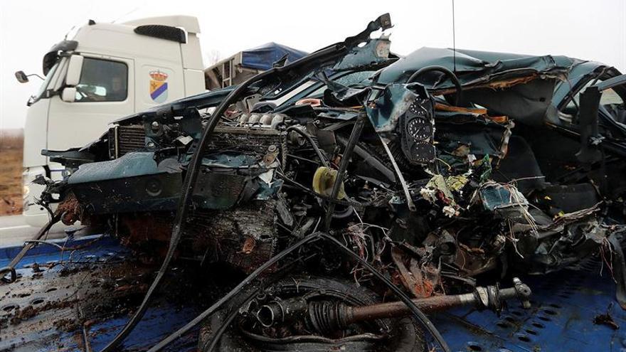 1.165 muertos de tráfico hasta ayer, que ya superan en 4 los de todo 2016