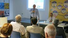Guaguas Municipales y el Ayuntamiento de Las Palmas de Gran Canaria han celebrado una jornada informativa, en el marco de la Semana Europea de la Movilidad
