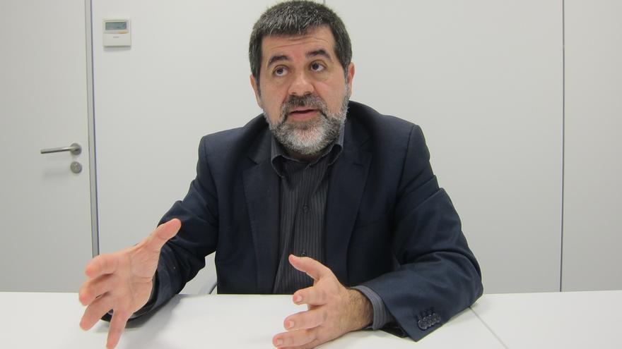 Jordi Sànchez, reelegido presidente de la ANC