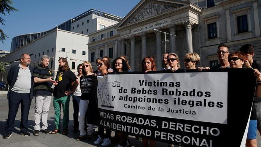 El Parlamento Europeo pide a España mayor esfuerzo para que los bebés robados conozcan la verdad