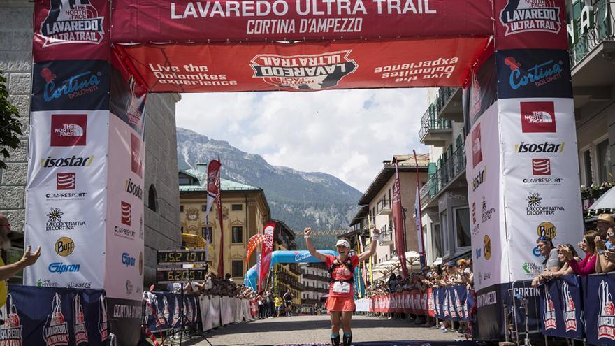 The North Face Lavaredo Ultra Trail.