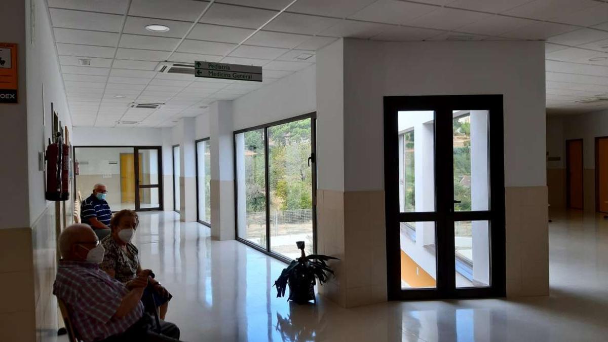 Consulta Atención Primaria Centro Salud