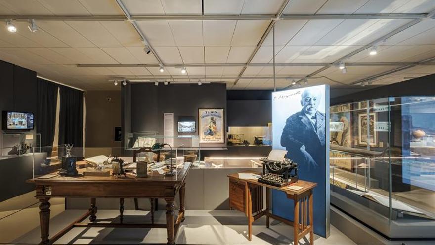 El Museo Egipcio de Turín relata la epopeya del arqueólogo Schiaparelli