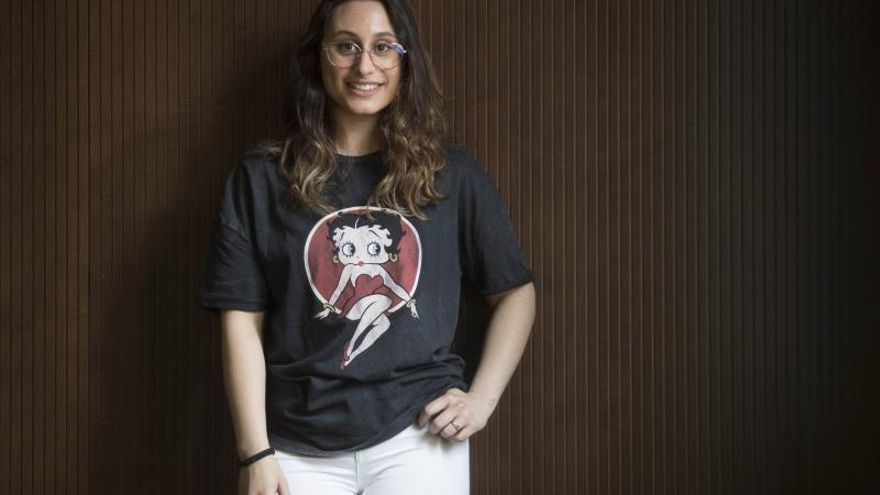 Laia Cortés, una joven gitana que aspira a estudiar Ingeniería Biomédica