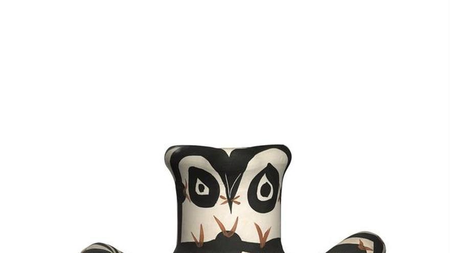 Las cerámicas de Picasso recaudan 1,21 millones de euros en Londres