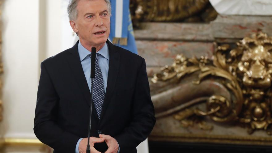 La Justicia argentina suspende provisoriamente la quiebra de una firma de la familia Macri