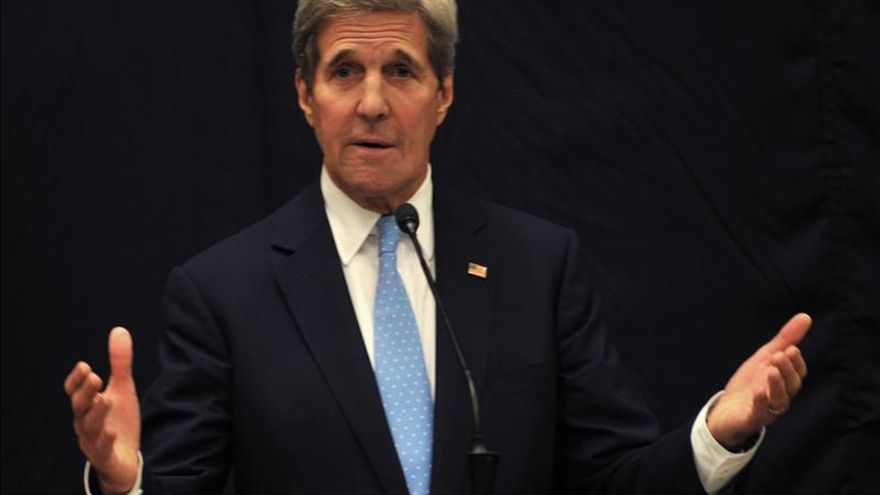 Kerry visitará Londres tras su gira centroasiática