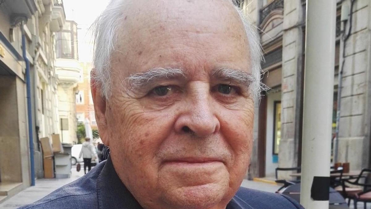 Pascual Pery, exdirector de Puertos y Costas.