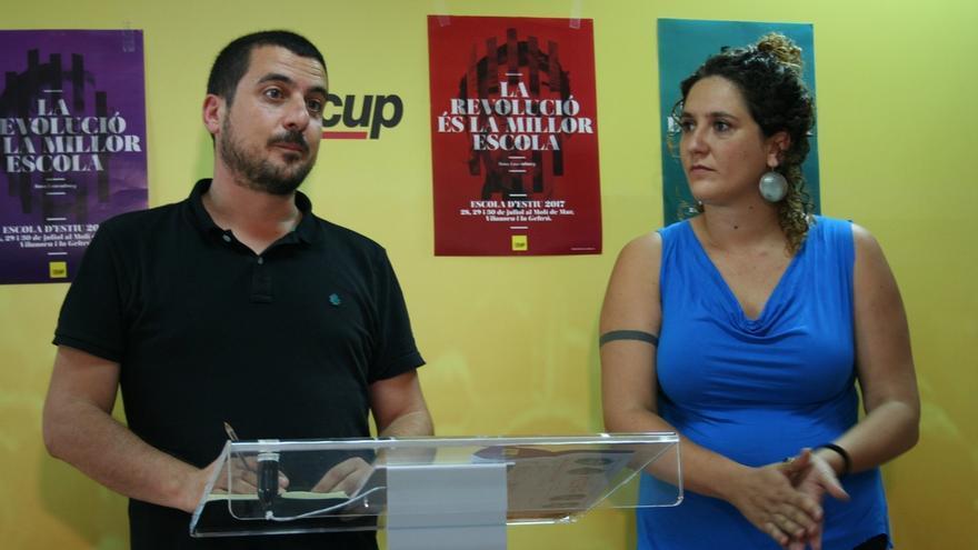 La segunda escuela de verano de la CUP debatirá en torno al concepto 'revolución'